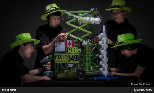 Team FIX IT 3491