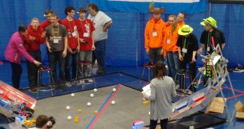 FTC District Competition