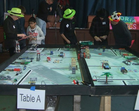 FLL Event 2013