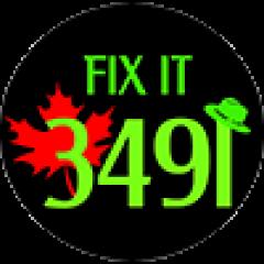 FIX IT 3491